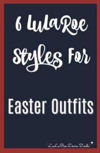 LuLaRoe Easter Outfits