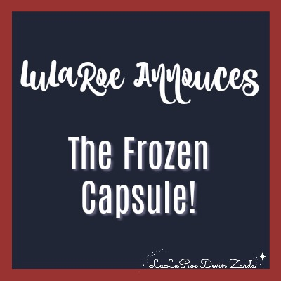 LuLaRoe Announces Frozen Capsule in Disney Partnership