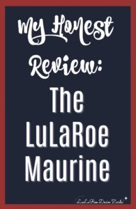 LuLaRoe Maurine Review