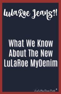 LuLaRoe MyDenim