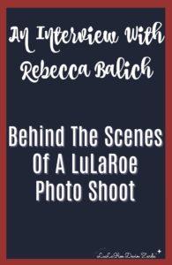LuLaRoe Photo shoot
