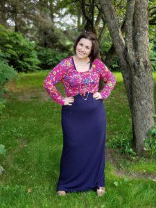 c13278e0c51e1 The LuLaRoe Dani Dress-My Honest Review • Devin Zarda