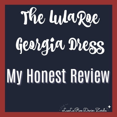 The LuLaRoe Georgia Dress-My Honest Review