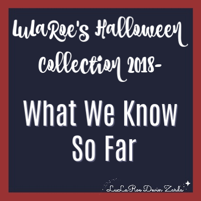 LuLaRoe's Halloween Collection 2018-What We Know So Far