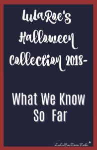 LuLaRoe's Halloween Collection