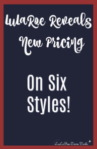 LuLaRoe New Pricing