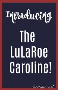 LuLaRoe Caroline