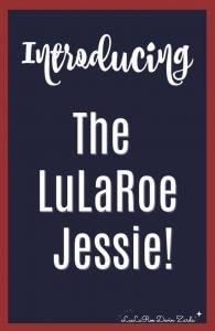 LuLaRoe Jessie