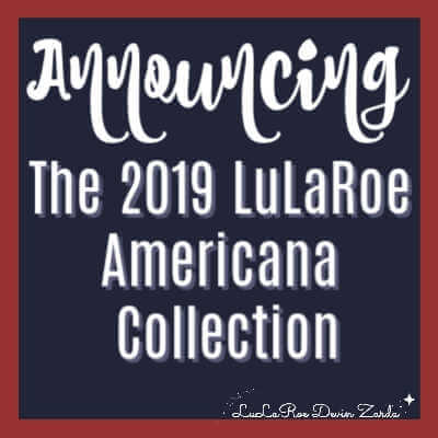 Introducing The LuLaRoe Americana Collection 2019: All-American Summer
