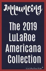 LuLaRoe All-American Summer