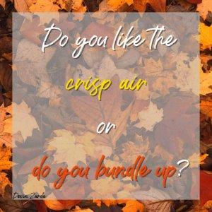 Fall questions facebook