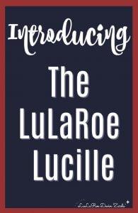 LuLaRoe Lucille