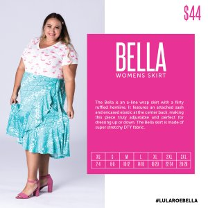 LuLaRoe Bella