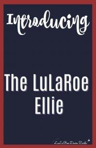 LuLaRoe Ellie fit