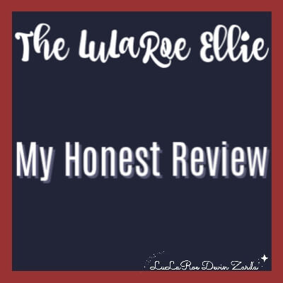 LuLaRoe Ellie Review