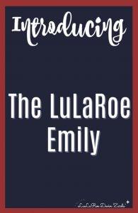 LuLaRoe Emily Price