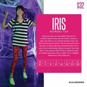 LuLaRoe Iris