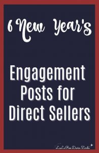 New Years Direct Sales