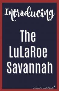 LuLaRoe Savannah