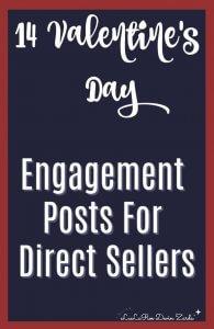Valentine's Day Engagement Posts
