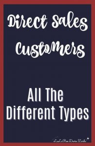 Direct Sales Customers