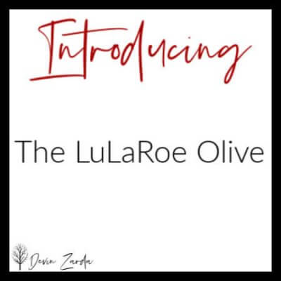 Introducing the LuLaRoe Olive