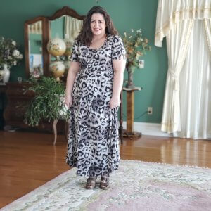 LuLaRoe Mdii Dress
