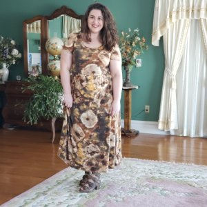 LuLaRoe new dress