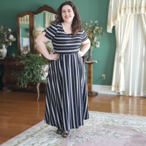 LuLaRoe Riley fit
