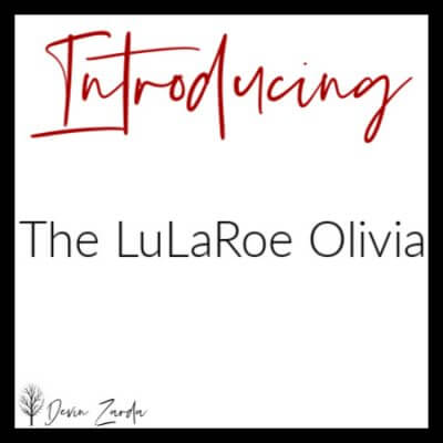 Introducing the LuLaRoe Olivia