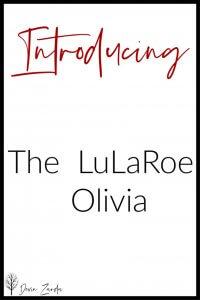 LuLaRoe Olivia Size