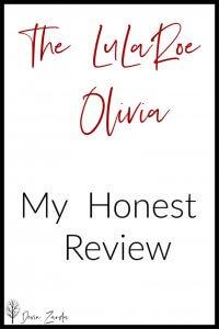 LuLaRoe Olivia Price