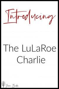 LuLaRoe Charlie Sizing