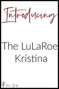 LuLaRoe Kristina Price