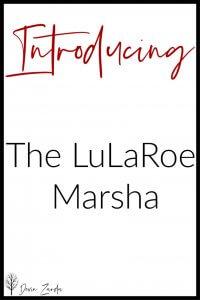 LuLaRoe Marsha Fit
