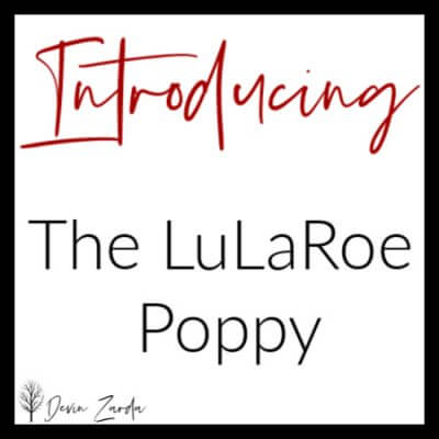 LuLaRoe Poppy Price