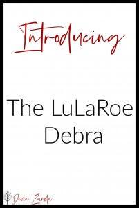 LuLaRoe Debra Fit