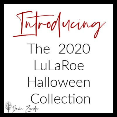 Introducing the 2020 LuLaRoe Halloween Collection!