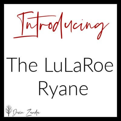 LuLaRoe Ryane Fit