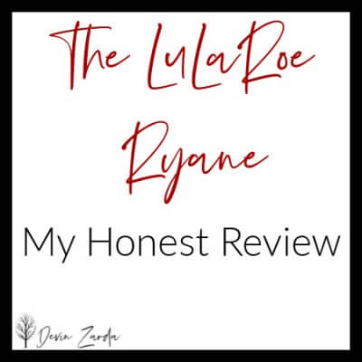 LuLaRoe Ryane Review
