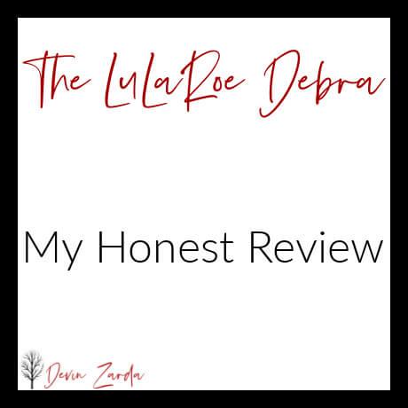 lularoe Debra Review