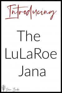 LuLaRoe Jana Price