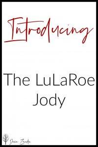 LuLaRoe Jody Fit
